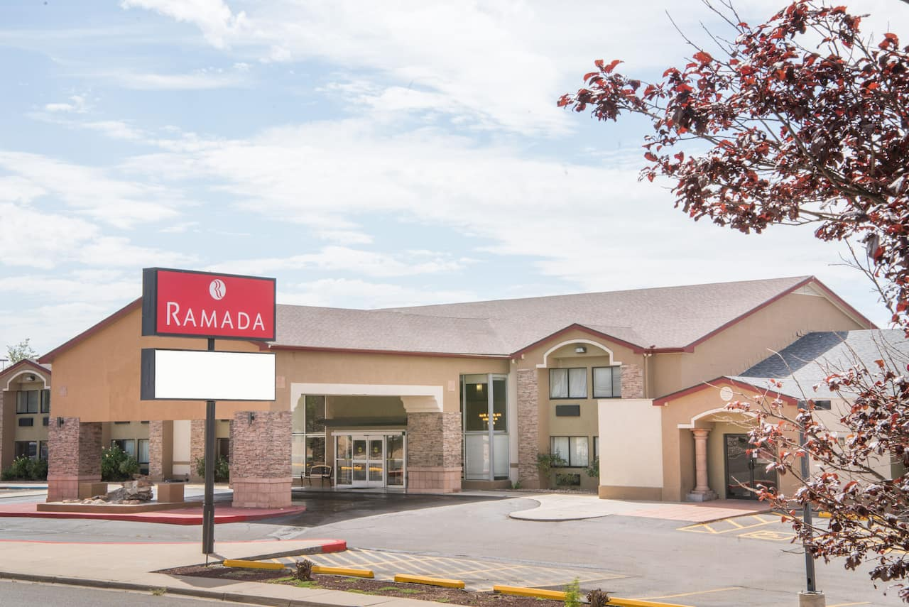 at the Ramada Albuquerque East in Albuquerque, New Mexico