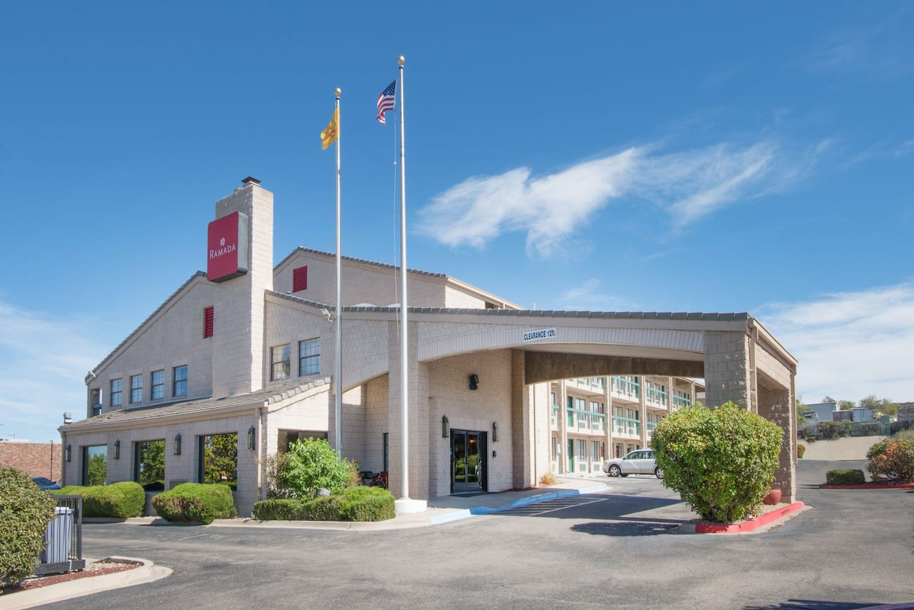 Ramada Albuquerque Airport near Santa Ana Star Center