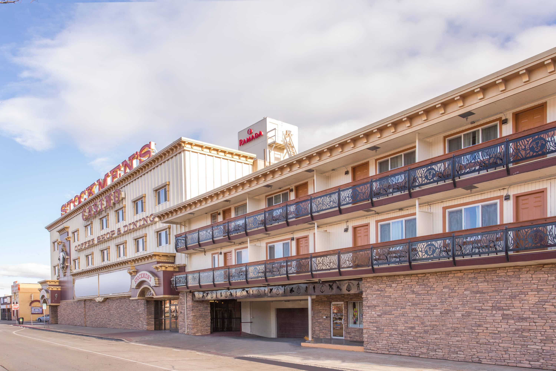 Stockmens casino james bond casino royal free