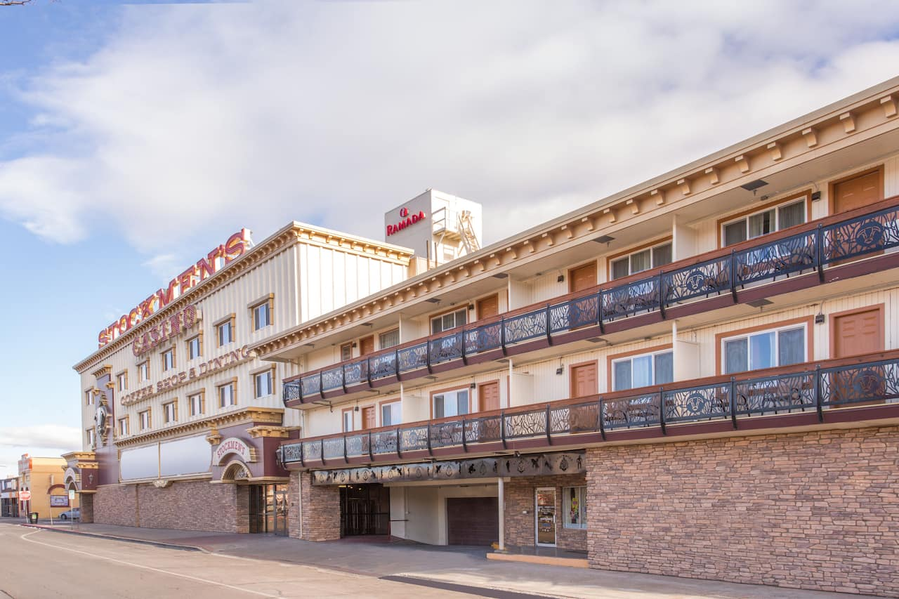 Ramada Elko Hotel at Stockmen's Casino in Elko, Nevada