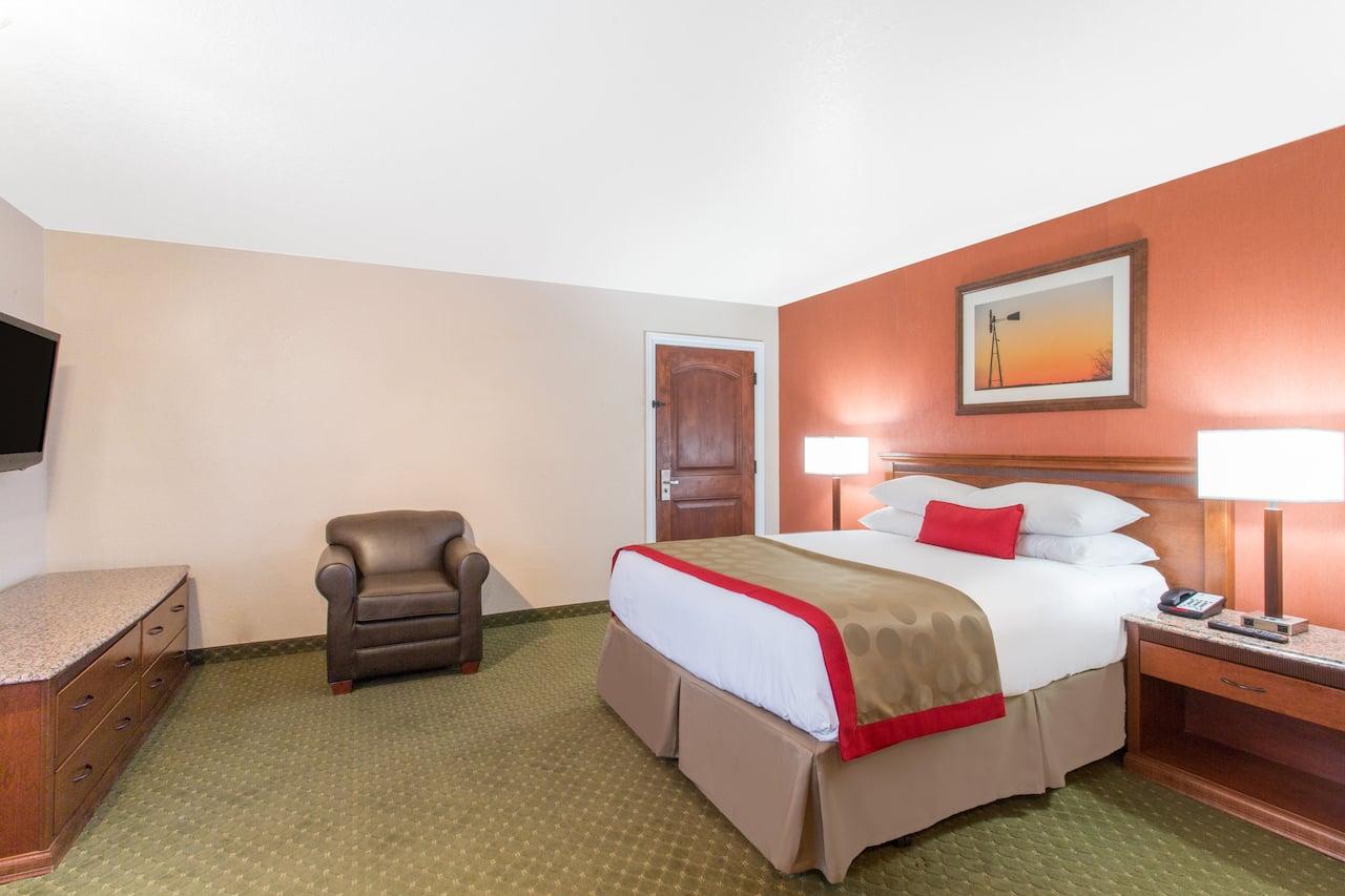 at the Ramada Elko Hotel at Stockmen's Casino in Elko, Nevada