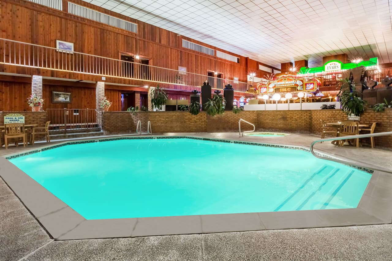at the Ramada Ely in Ely, Nevada