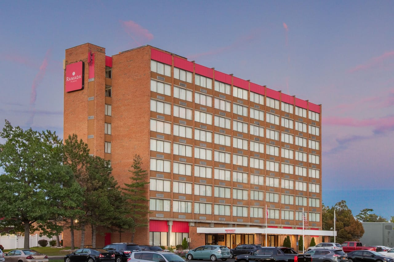 Ramada Plaza Albany in Cohoes, New York
