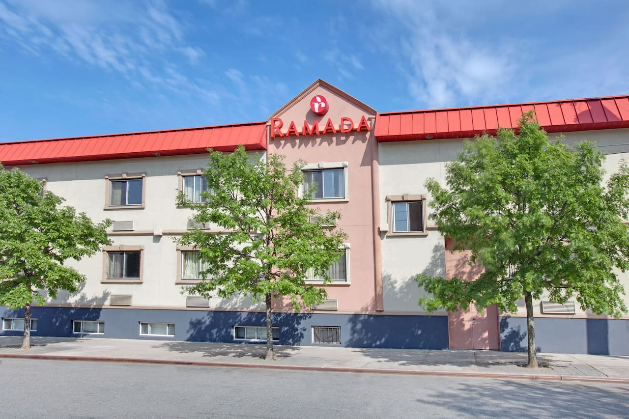 Ramada Bronx in Newark, New Jersey