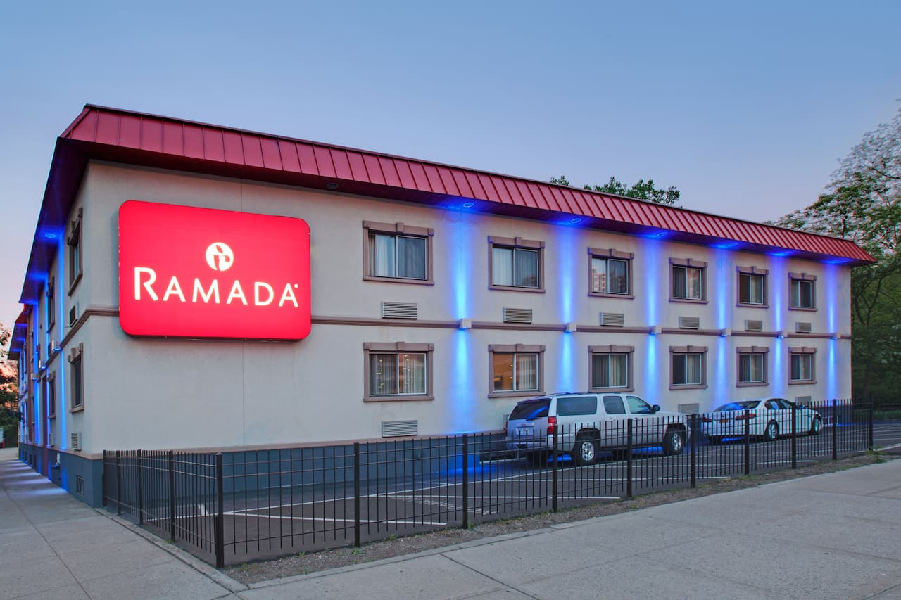 Ramada Bronx in  East Rutherford,  New Jersey