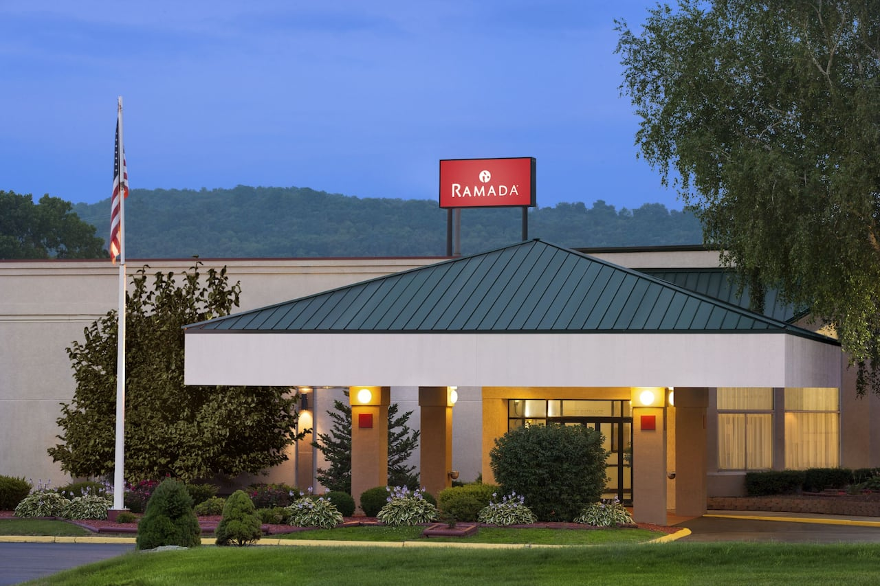 Ramada Cortland Hotel and Conference Center in Dryden, New York
