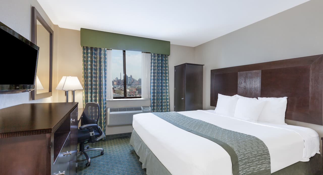 at the Ramada Long Island City in Long Island City, New York