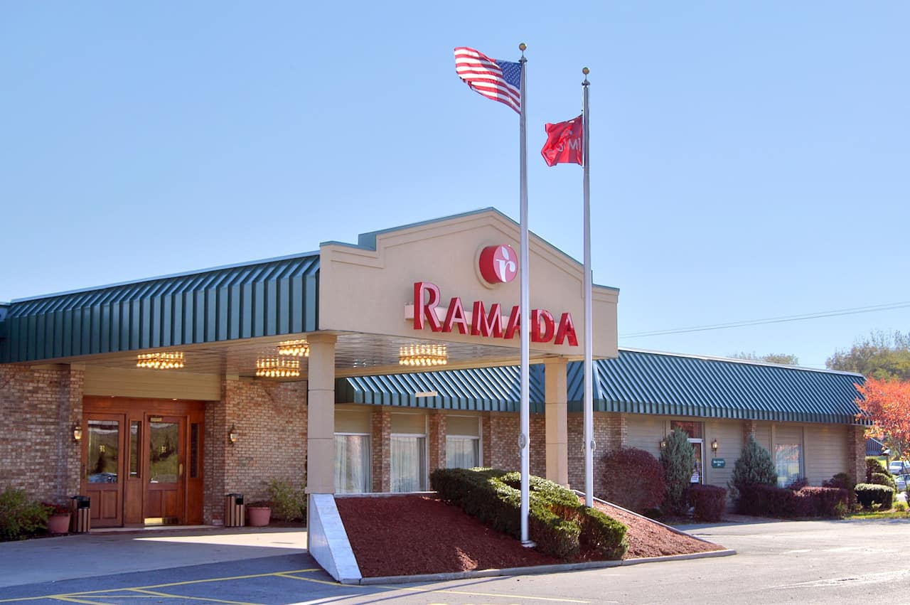 at the Ramada New Hartford in New Hartford, New York
