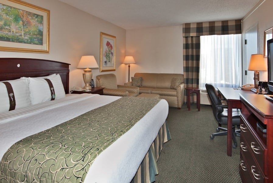 at the Ramada Plaza Rochester Airport in Rochester, New York