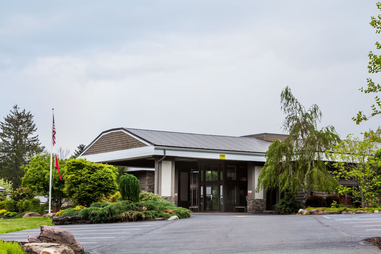 Ramada Rock Hill at Sullivan Center in  Liberty,  New York