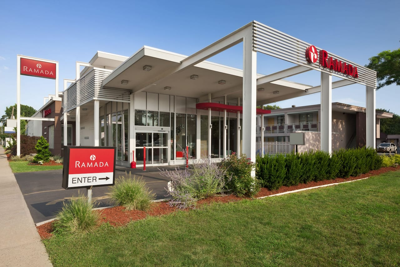 Ramada Rockville Centre in Uniondale, New York