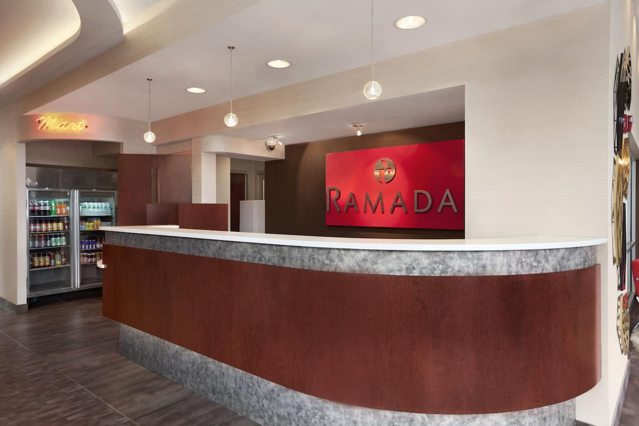 at the Ramada Rockville Centre in Rockville Centre, New York