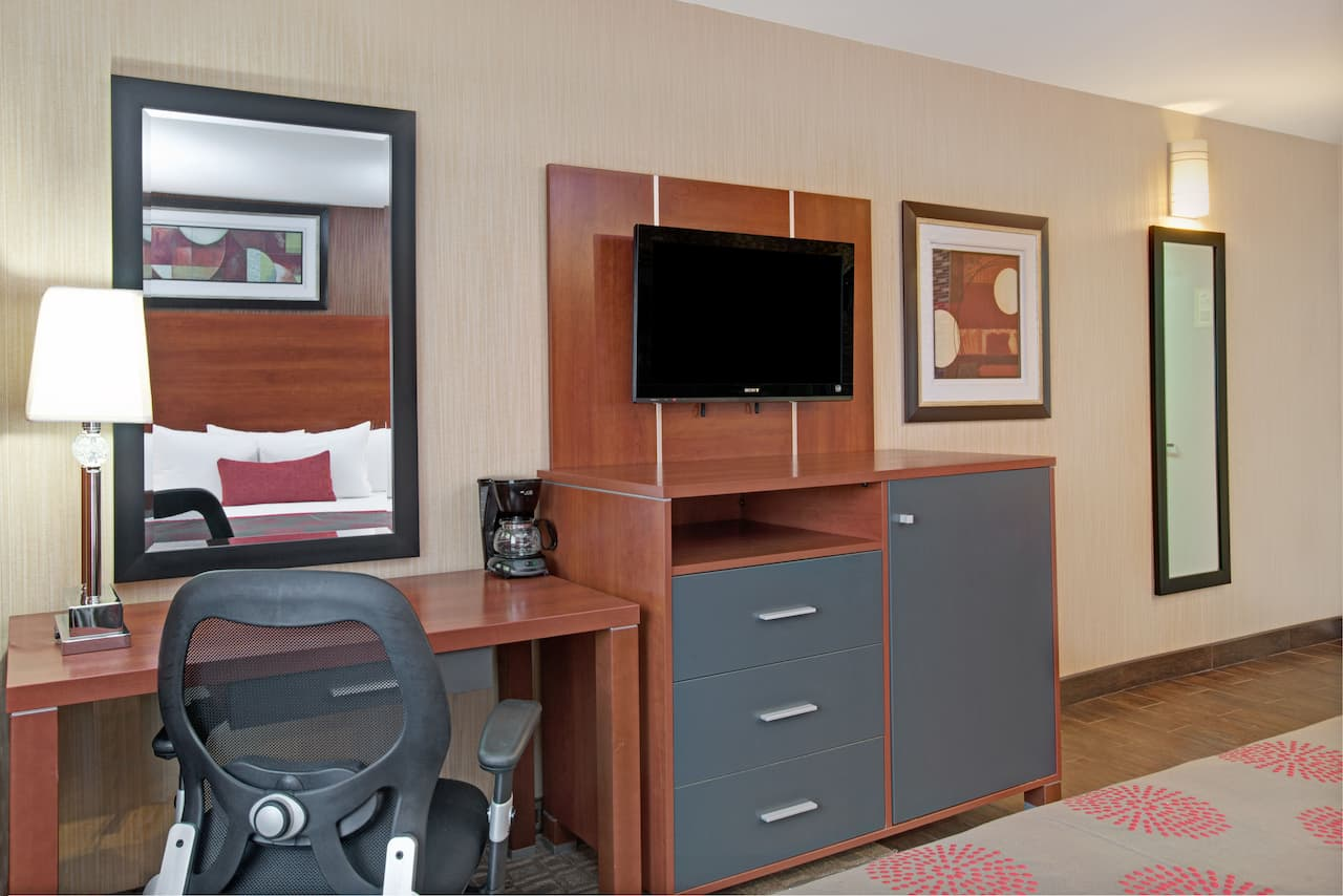 at the Ramada Staten Island in Staten Island, New York