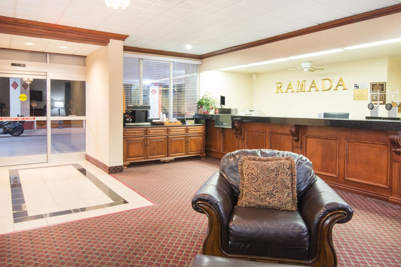 at the Ramada Enid in Enid, Oklahoma