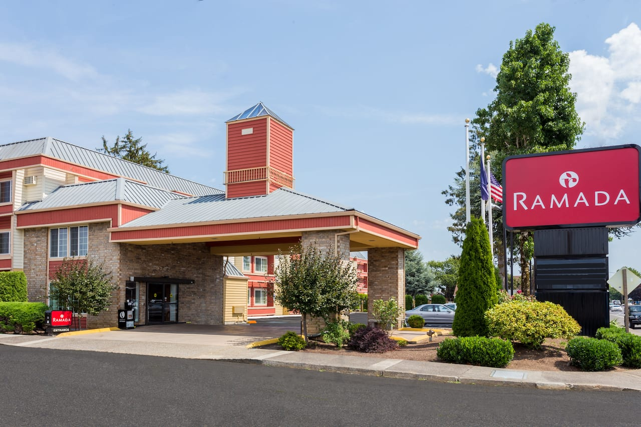 Ramada Portland in Gresham, Oregon