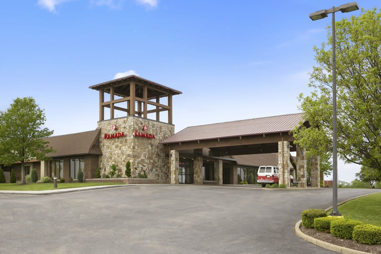 Ramada Greensburg Hotel and Conference Center in Allegheny, Pennsylvania