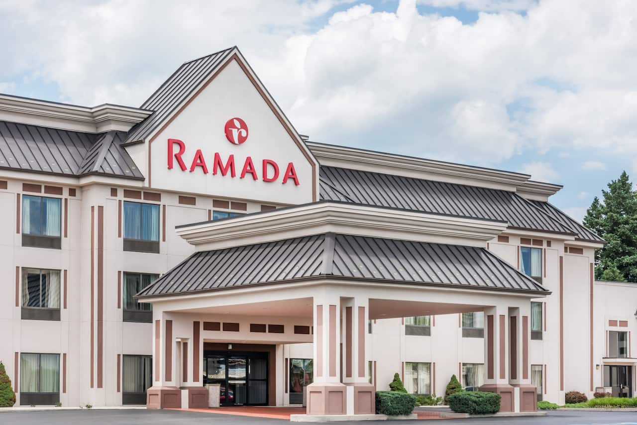 Ramada Harrisburg/Hershey Area in New Cumberland, Pennsylvania
