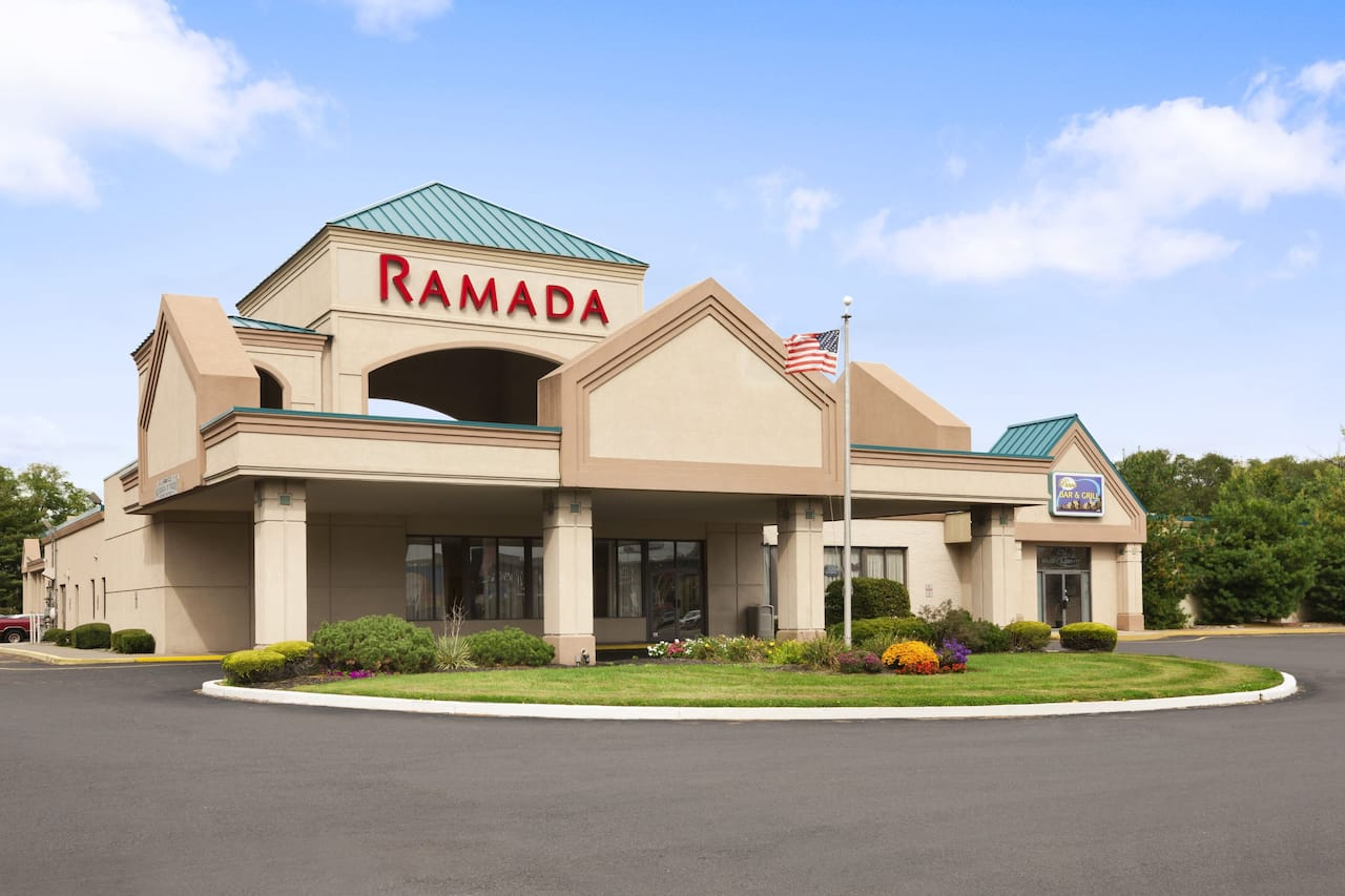 Ramada Levittown Bucks County near Backstage At Championship Bar