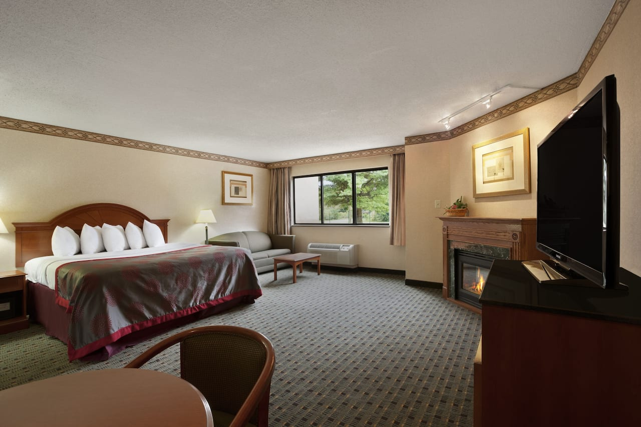 at the Ramada Levittown Bucks County in Levittown, Pennsylvania