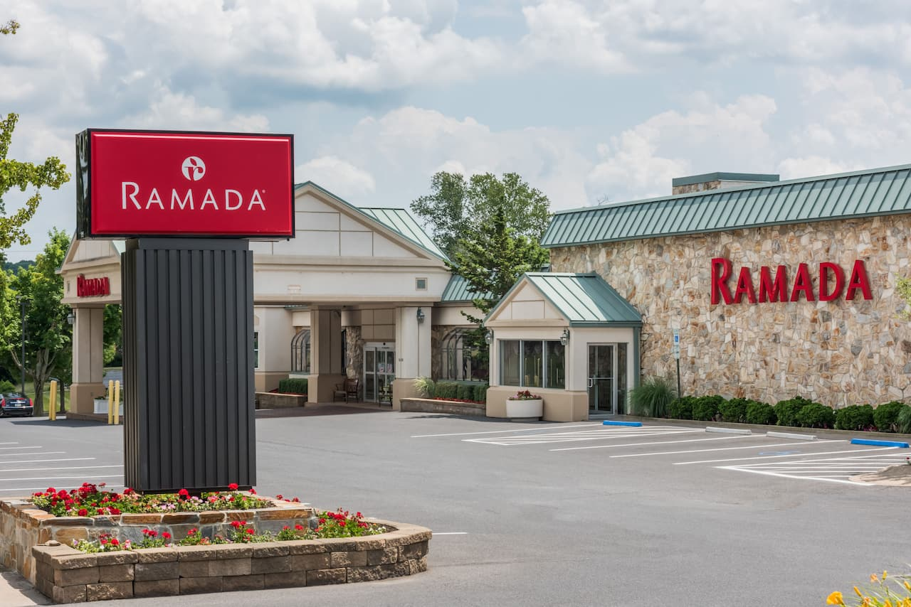 Ramada State College Hotel & Conference Center near Rec Hall