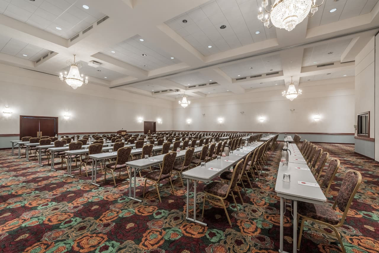 at the Ramada State College Hotel & Conference Center in State College, Pennsylvania