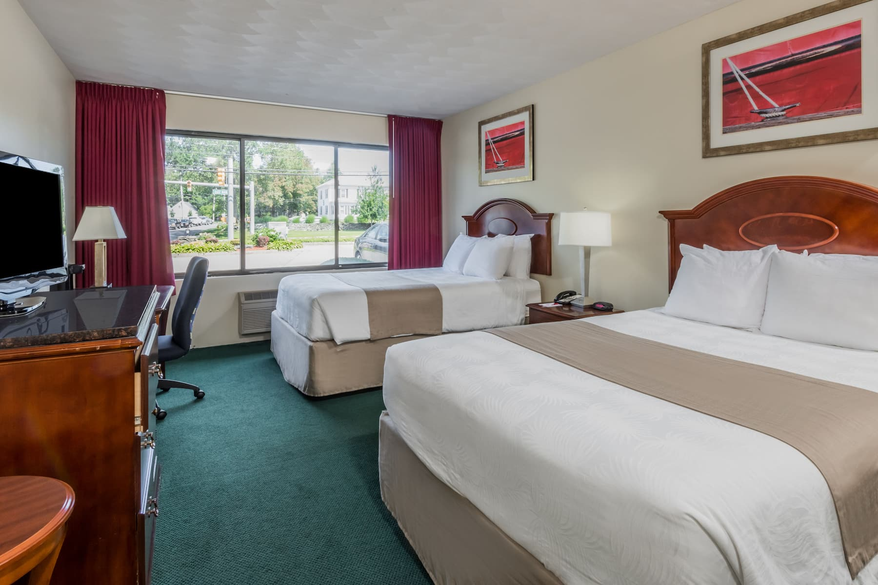 Ramada By Wyndham Middletown Newport Area Middletown Ri