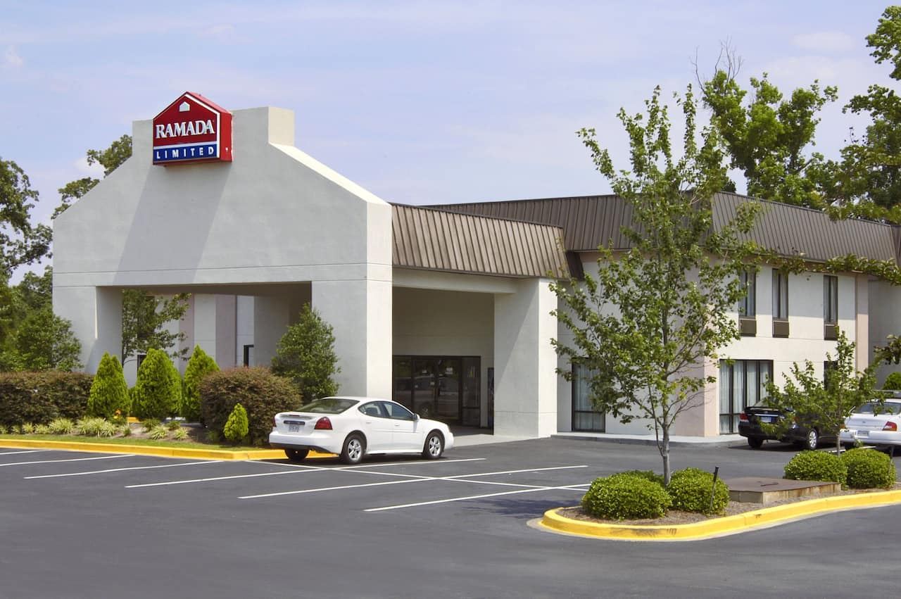 Ramada Limited Columbia in Cayce, South Carolina