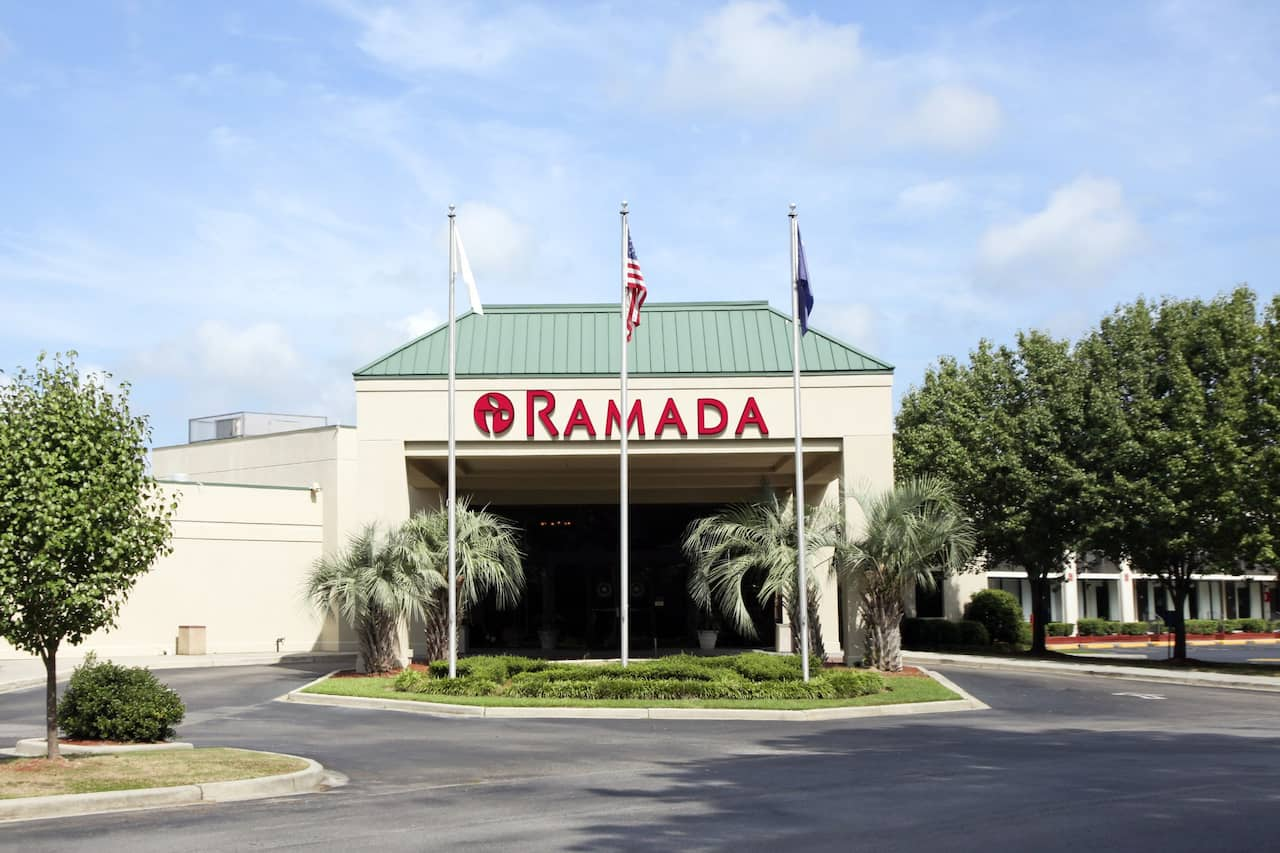 Ramada Florence Center near Florence Civic Center