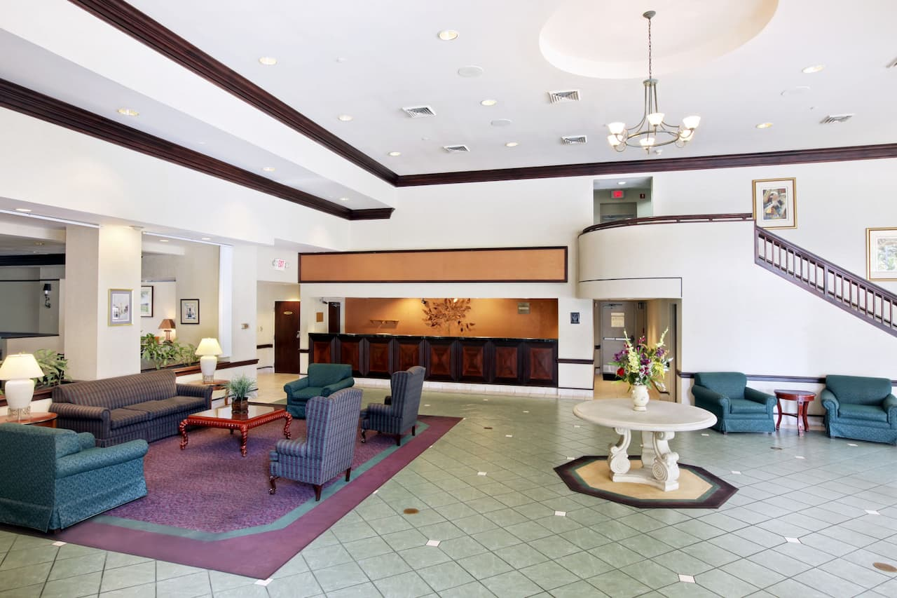 at the Ramada Florence Center in Florence, South Carolina