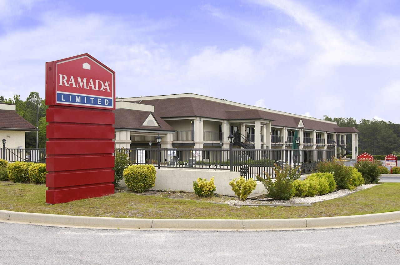 Ramada Limited Ridgeway in Lugoff, South Carolina