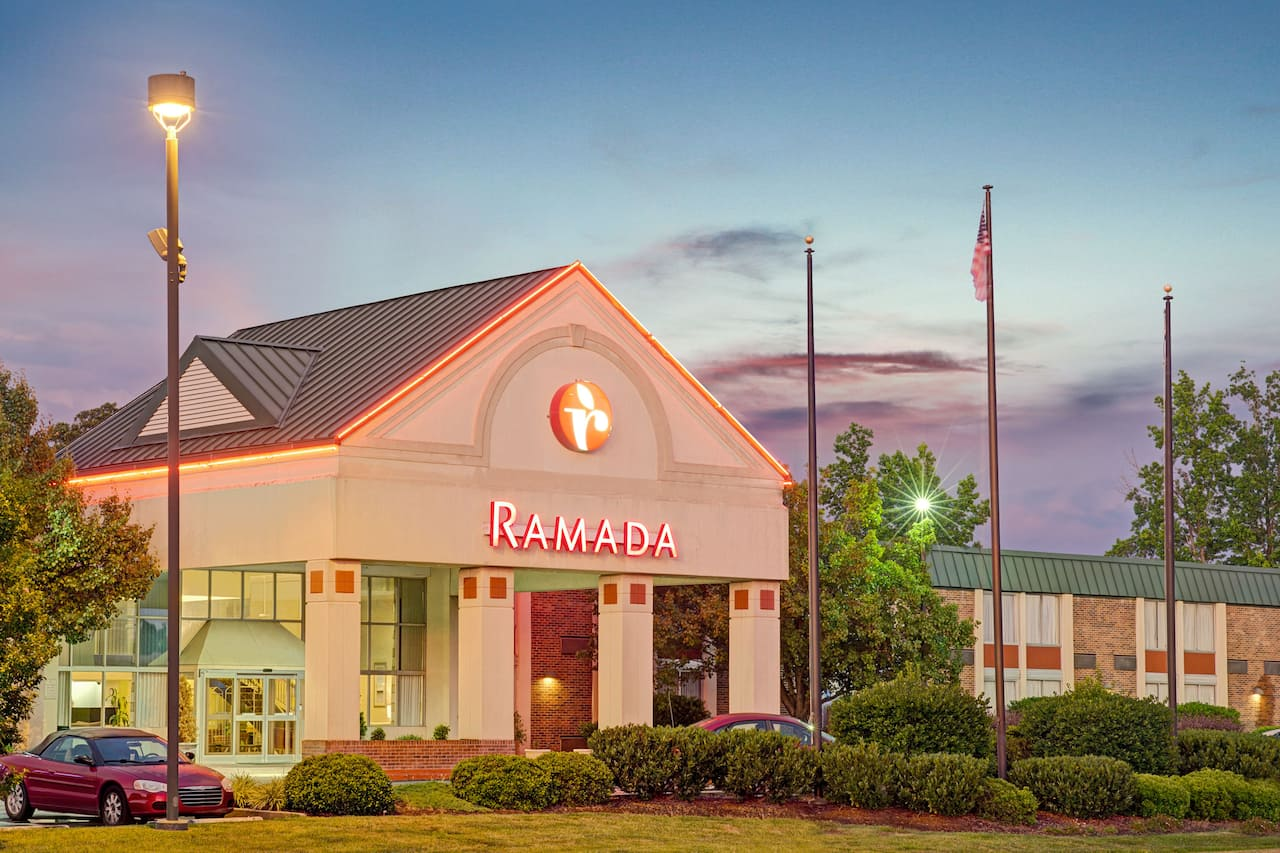 Ramada Rock Hill in Charlotte, North Carolina