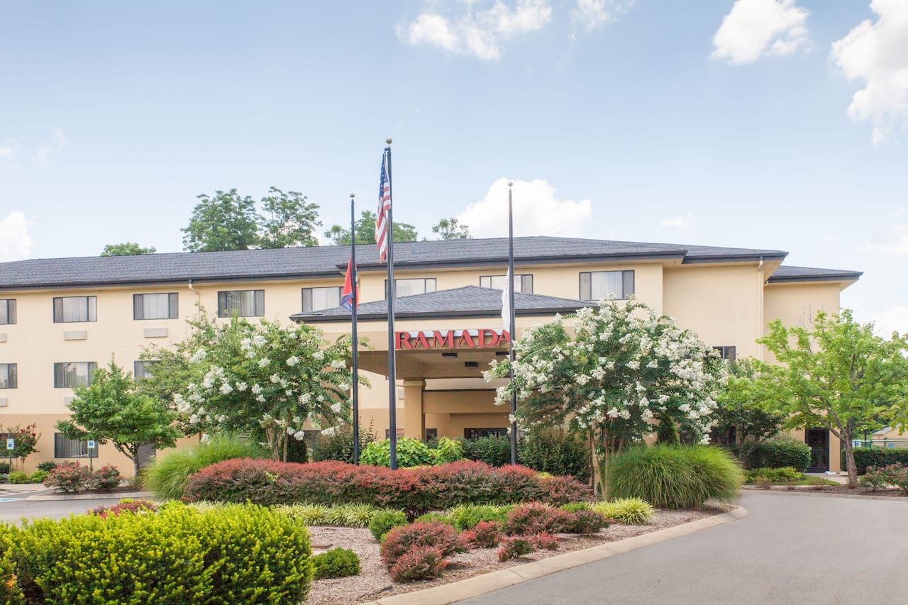 at the Ramada Franklin/Cool Springs in Franklin, Tennessee