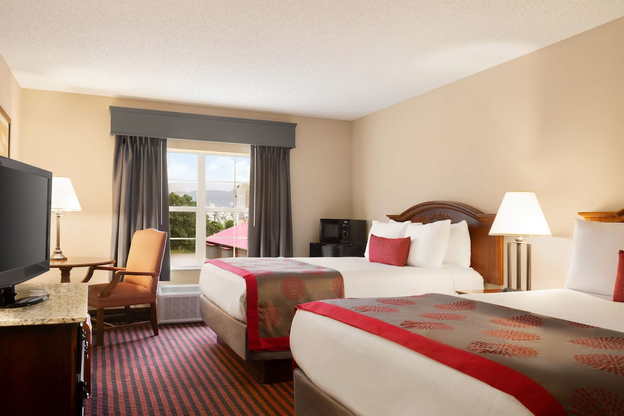 at the Ramada Pigeon Forge North in Pigeon Forge, Tennessee