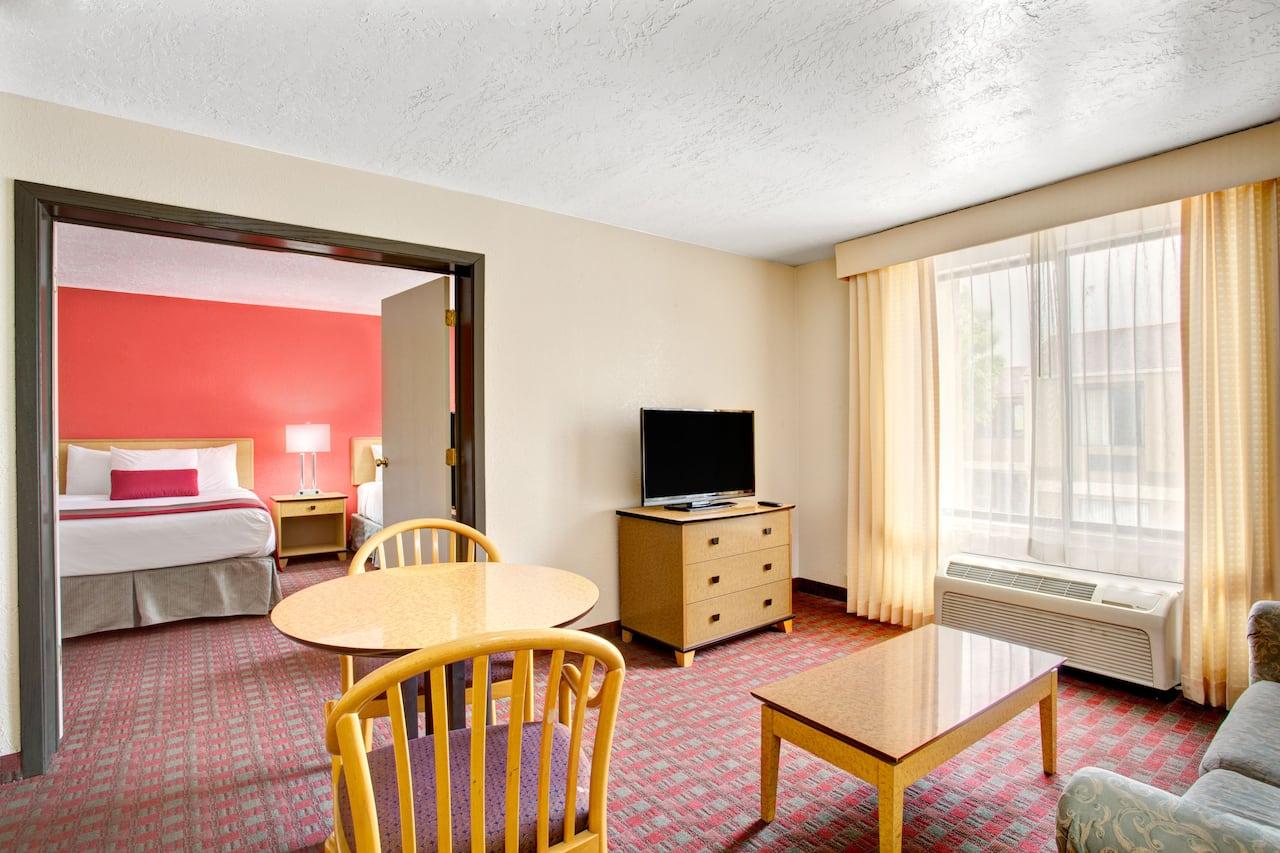 at the Ramada Salt Lake City Airport Hotel in Salt Lake City, Utah