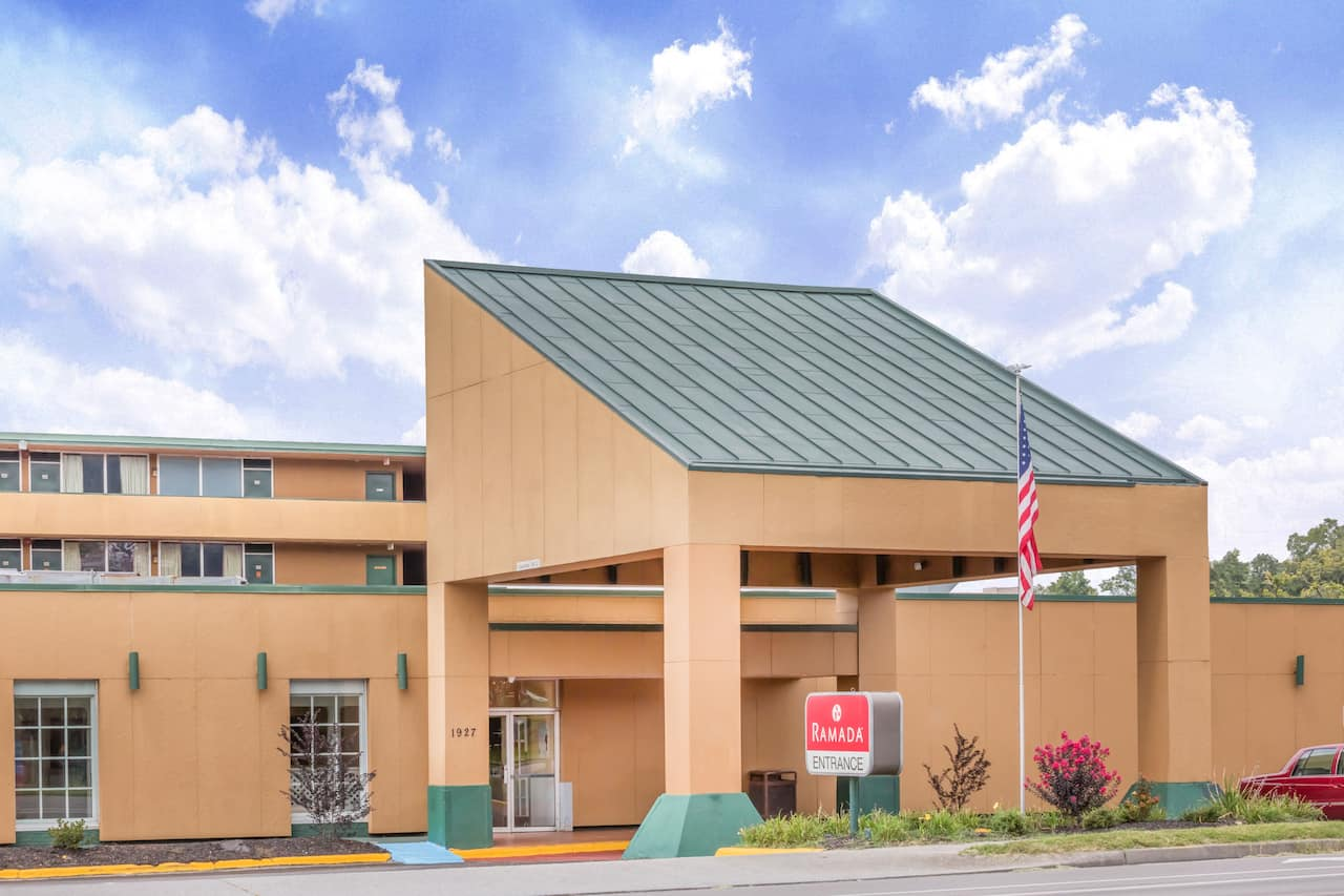 Ramada Roanoke near Salem Football Stadium