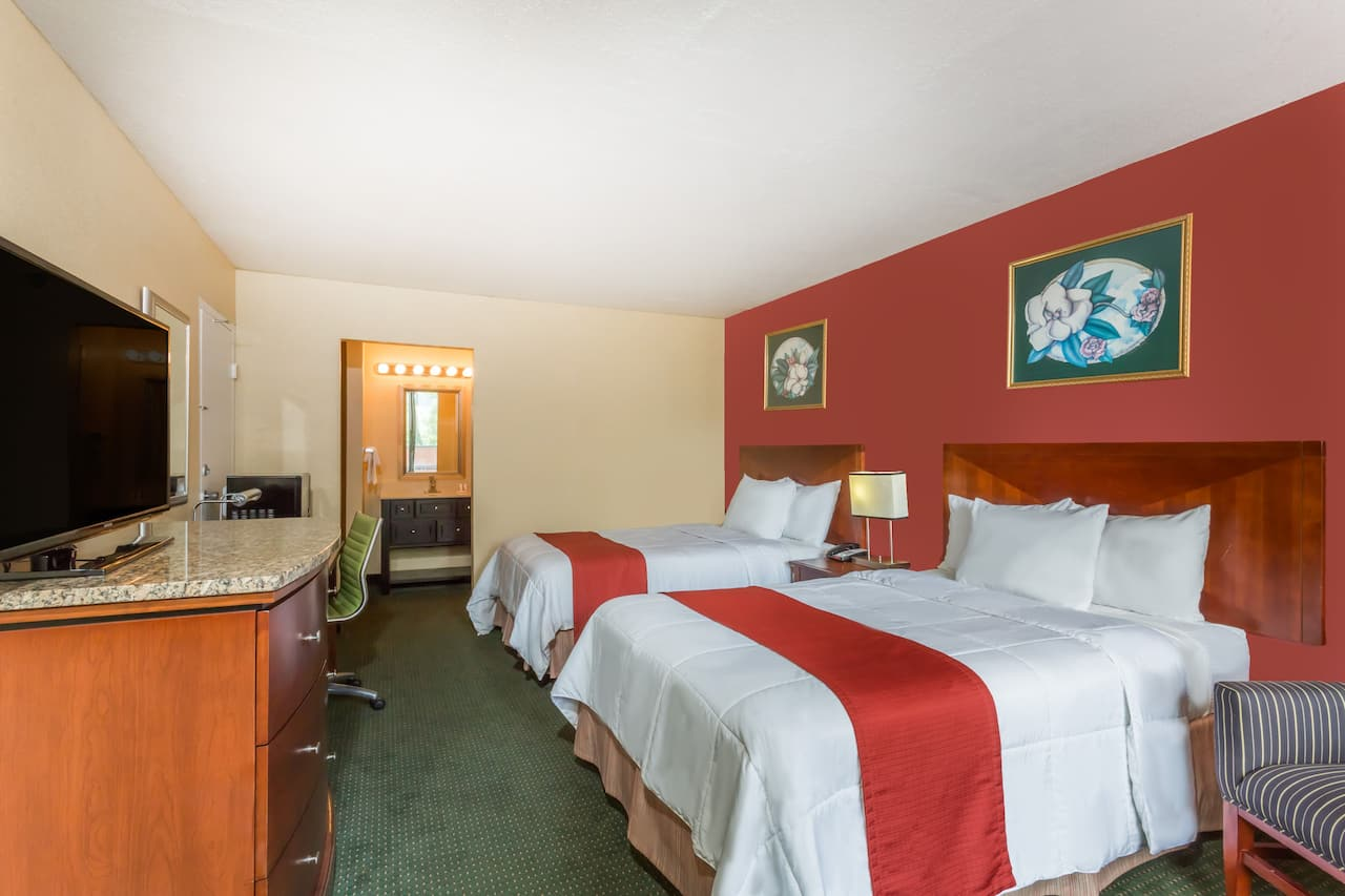 at the Ramada Roanoke in Roanoke, Virginia