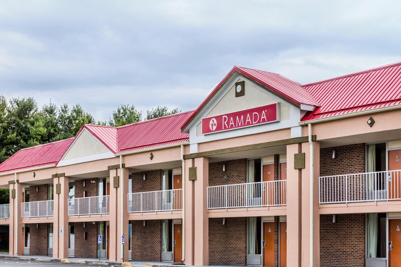 Ramada Wytheville in Bluefield, West Virginia