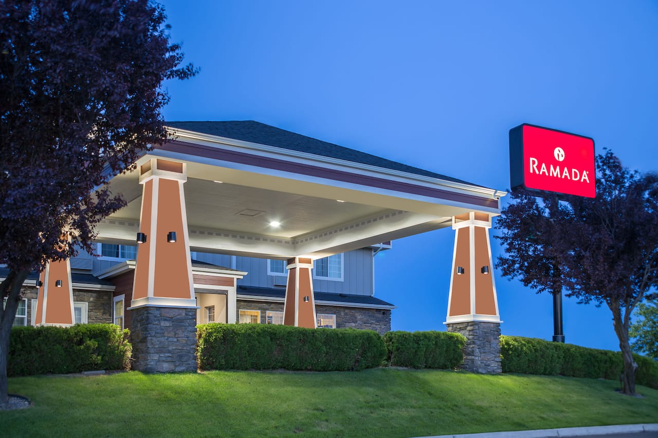 at the Ramada Moses Lake in Moses Lake, Washington