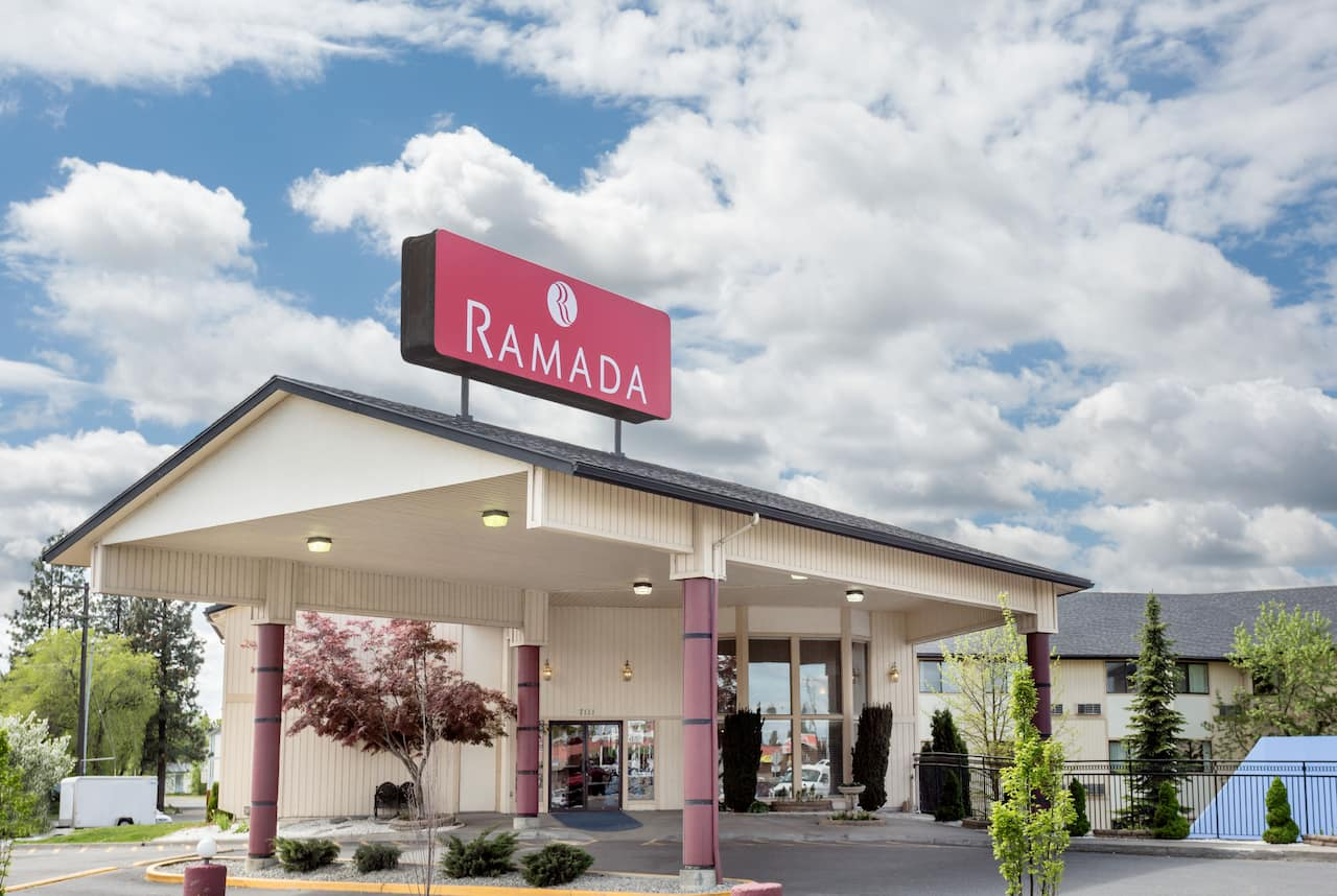 Ramada North Spokane near Northern Quest Casino