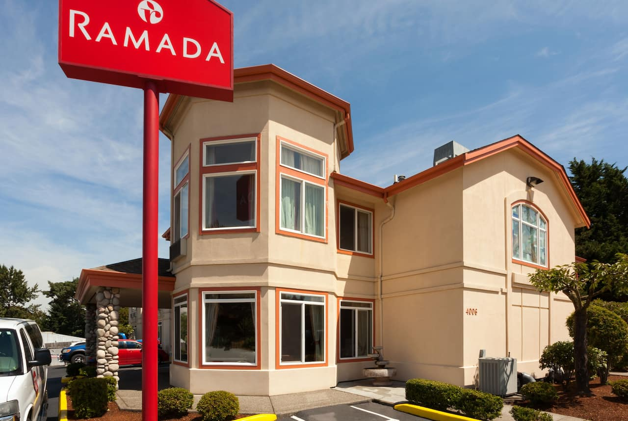 Ramada SeaTac Airport North near Tacoma Comedy Club