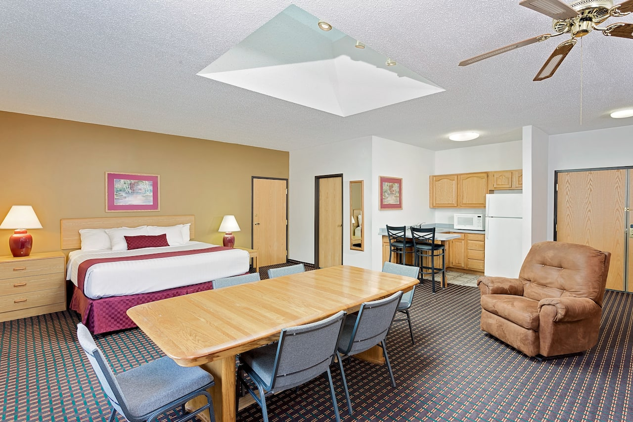 at the Ramada Richland Center in Richland Center, Wisconsin