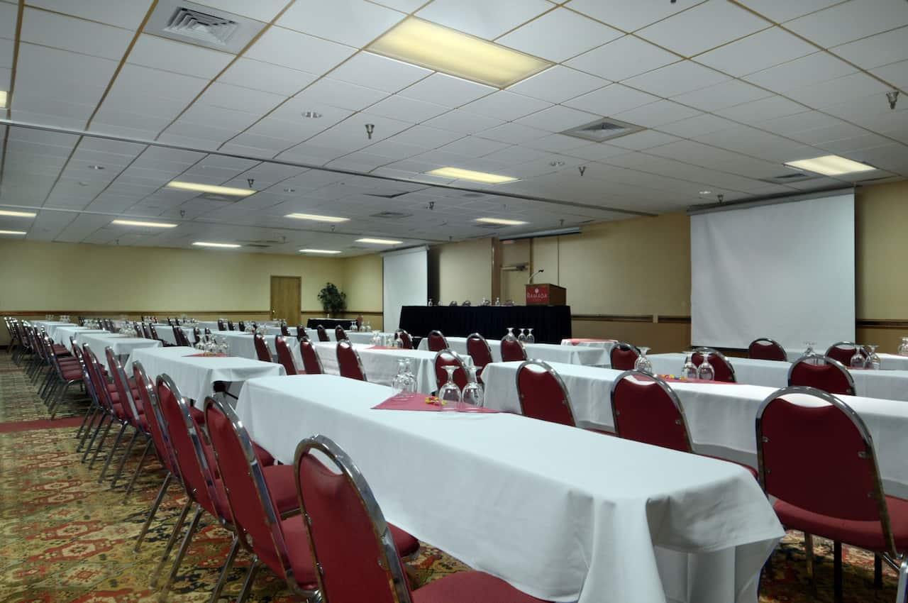 at the Ramada Plaza Casper Hotel and Conference Center in Casper, Wyoming