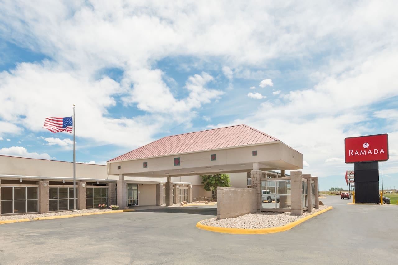 Ramada Laramie in Laramie, Wyoming