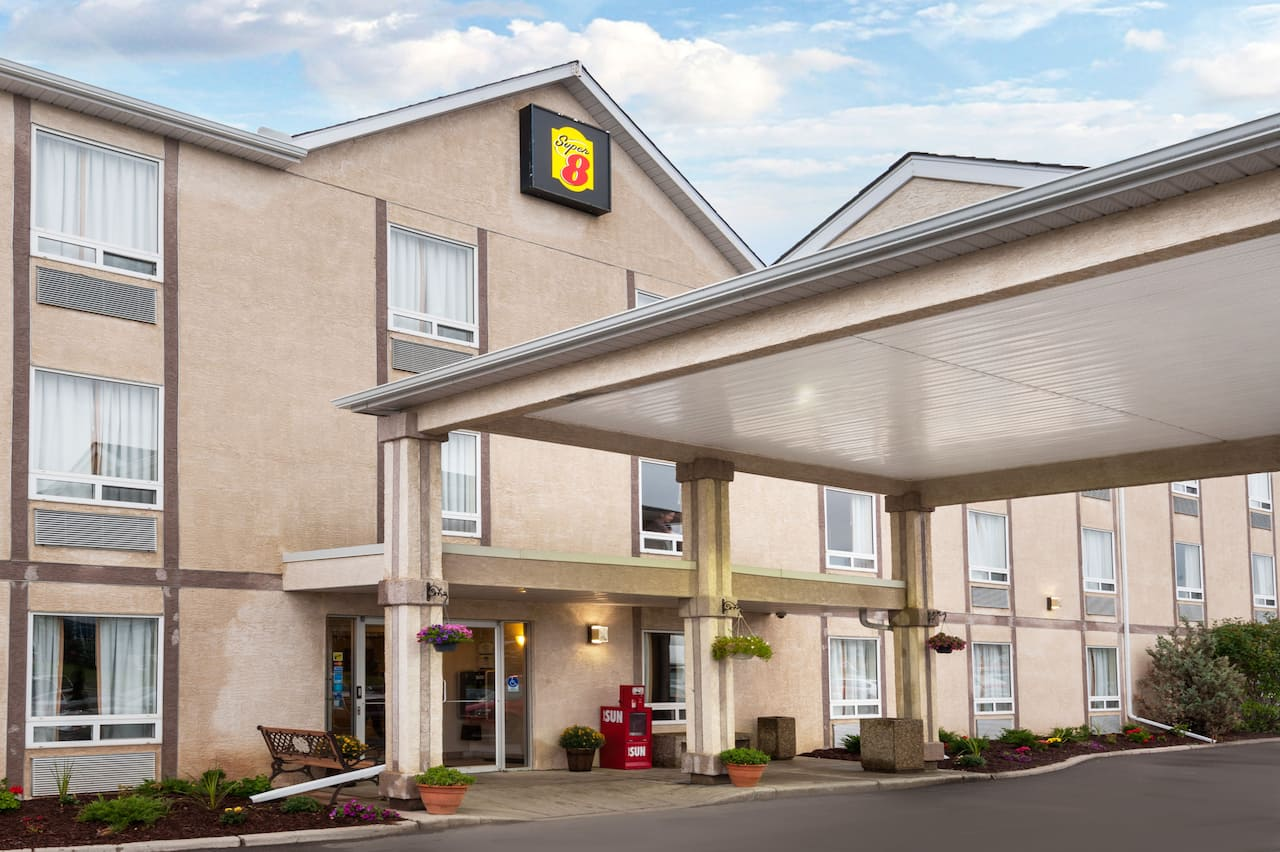 Super 8 by Wyndham Airdrie AB in  Strathmore,  Alberta
