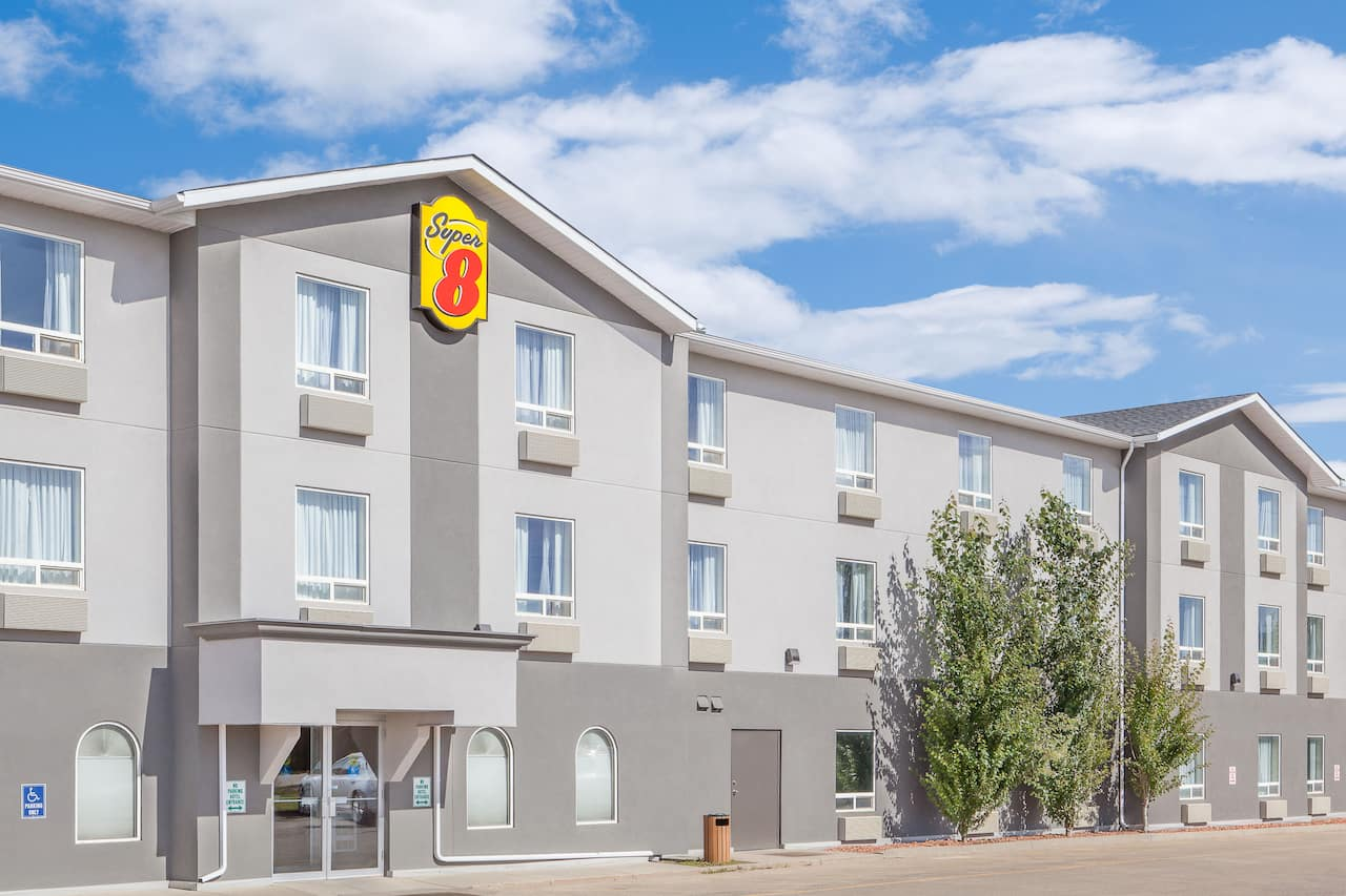 Super 8 by Wyndham Athabasca AB in  Athabasca,  Alberta