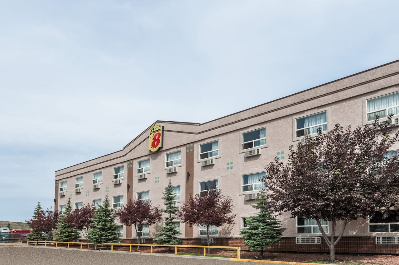 Super 8 by Wyndham Edmonton/West in  Fort Saskatchewan,  Alberta