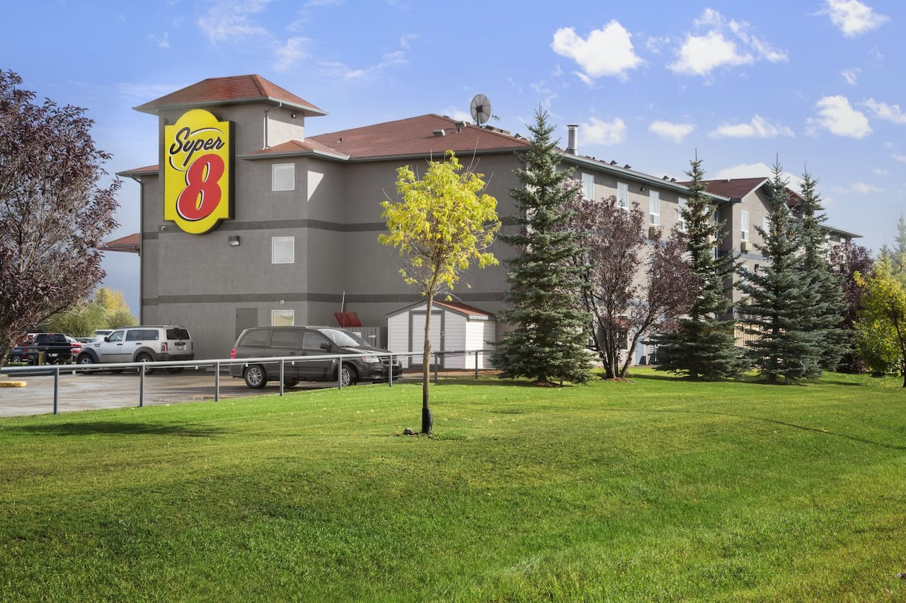 Super 8 by Wyndham Whitecourt in  Whitecourt,  Alberta
