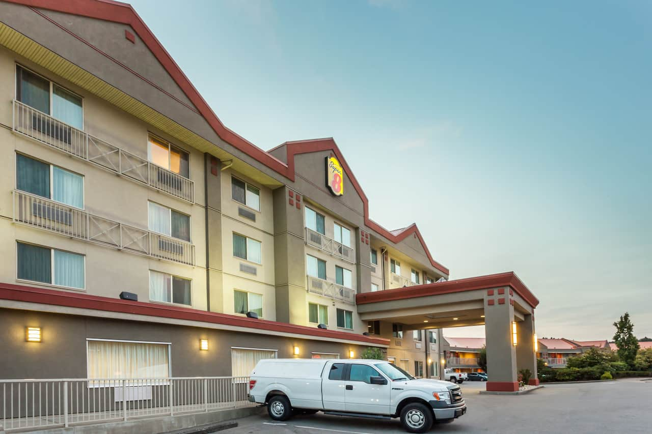 Super 8 by Wyndham Abbotsford BC in  Pitt Meadows,  British_Columbia