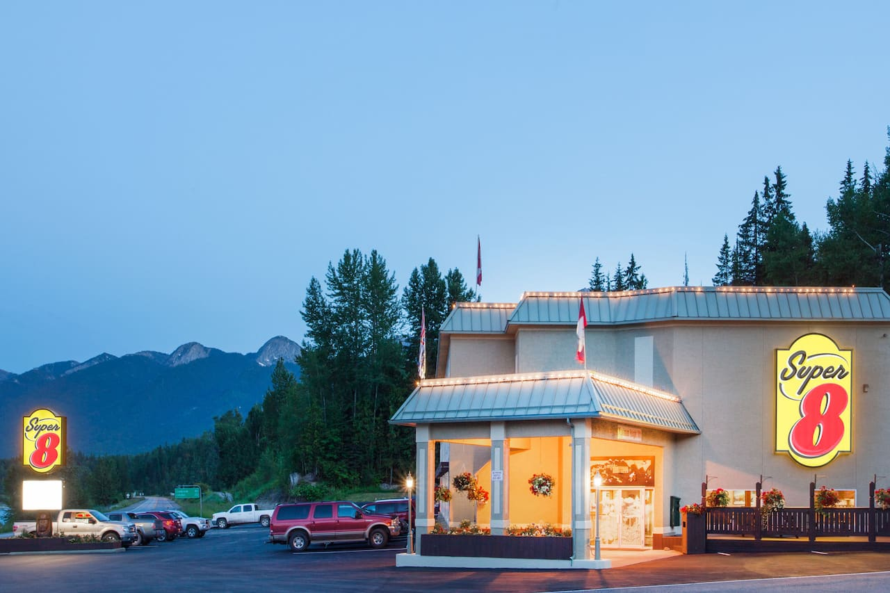 Super 8 by Wyndham Fernie in  Fernie,  British_Columbia