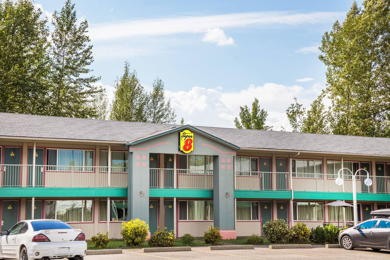 Super 8 by Wyndham Quesnel BC in  Quesnel,  British_Columbia